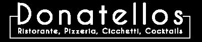 Donatello's restaurant logo